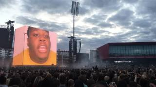 Beyonce - Feeling Myself / Yoncé Live in Manchester UK Formation World Tour