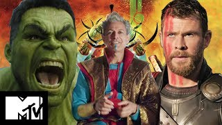 Thor: Ragnarok POST CREDITS & DELETED SCENES | Cast Reveal Favourites! | MTV Movies