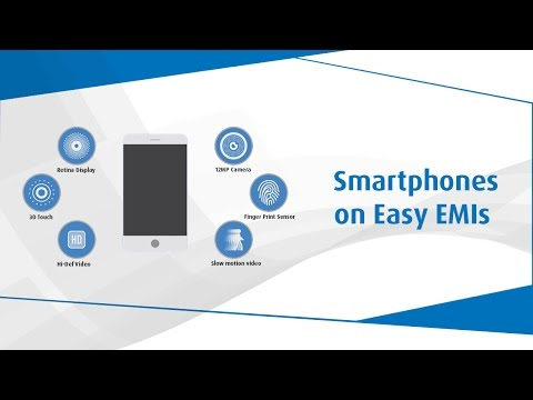 Smartphones on Easy EMIs   EMI Network Card   Bajaj Finserv