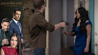 Por Amar Sin Ley 2 - Capítulo 09: Alejandra es amenazada por Jacob - Televisa