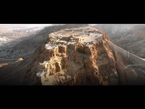 Masada, the fortress of Herod the Great. It is a place that you must visit in Israel