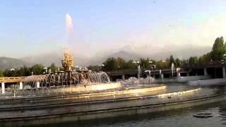 Park prezidenta v kazahstane