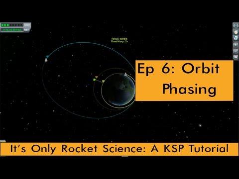 KSP Tutorials: Ep 6 - Orbit Phasing