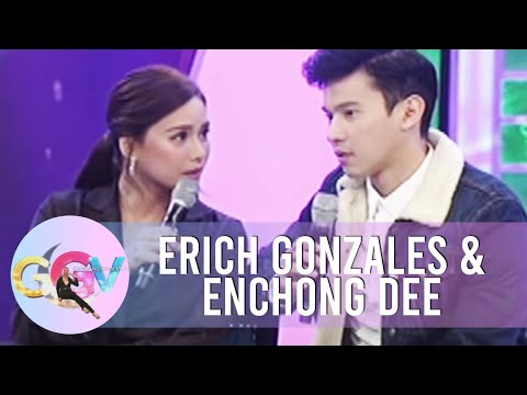 GGV: Erich and Enchong describe how comfortable they are with each other