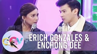 GGV Erich and Enchong describe how comfortable they are with each other