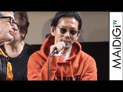 野村訓市、野田洋次郎ら吹き替え版キャストの起用エピソード明かす 映画「犬ヶ島」イベント2
