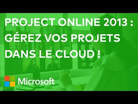 Project Online : Gérez vos projets dans le cloud !
