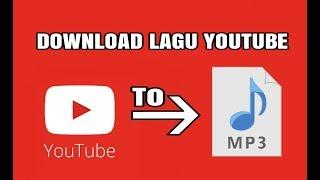 Download Lagu Youtube