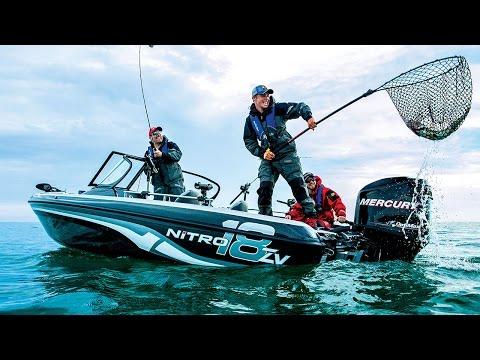 NITRO Boats: ZV18 Performance Multi-Species Fishing Boat