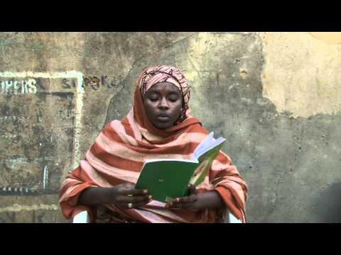 Aliyu Namangi's Wakokin Imfiraji, Recited by  Fauziyya Sarki Abubakar, Kano, July 2010