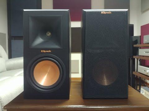 Klipsch Reference Premier RP160M Speaker Review vs KEF LS50 vs Pioneer SP-EBS73