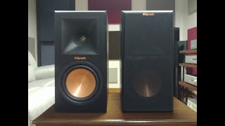 Klipsch Reference Premier RP160M Speaker Review vs KEF LS50 vs Pioneer SP-EBS73
