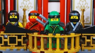 LEGO Ninjago STOP MOTION Episode 3: Temple of Resurrection | LEGO Ninjago S.O.G | By LEGO Worlds