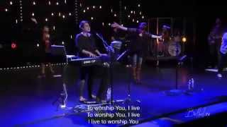 Medley: Alpha and Omega/To Worship You I Live/I Exalt Thee - Lydia Shaw - Bethel Music Worship