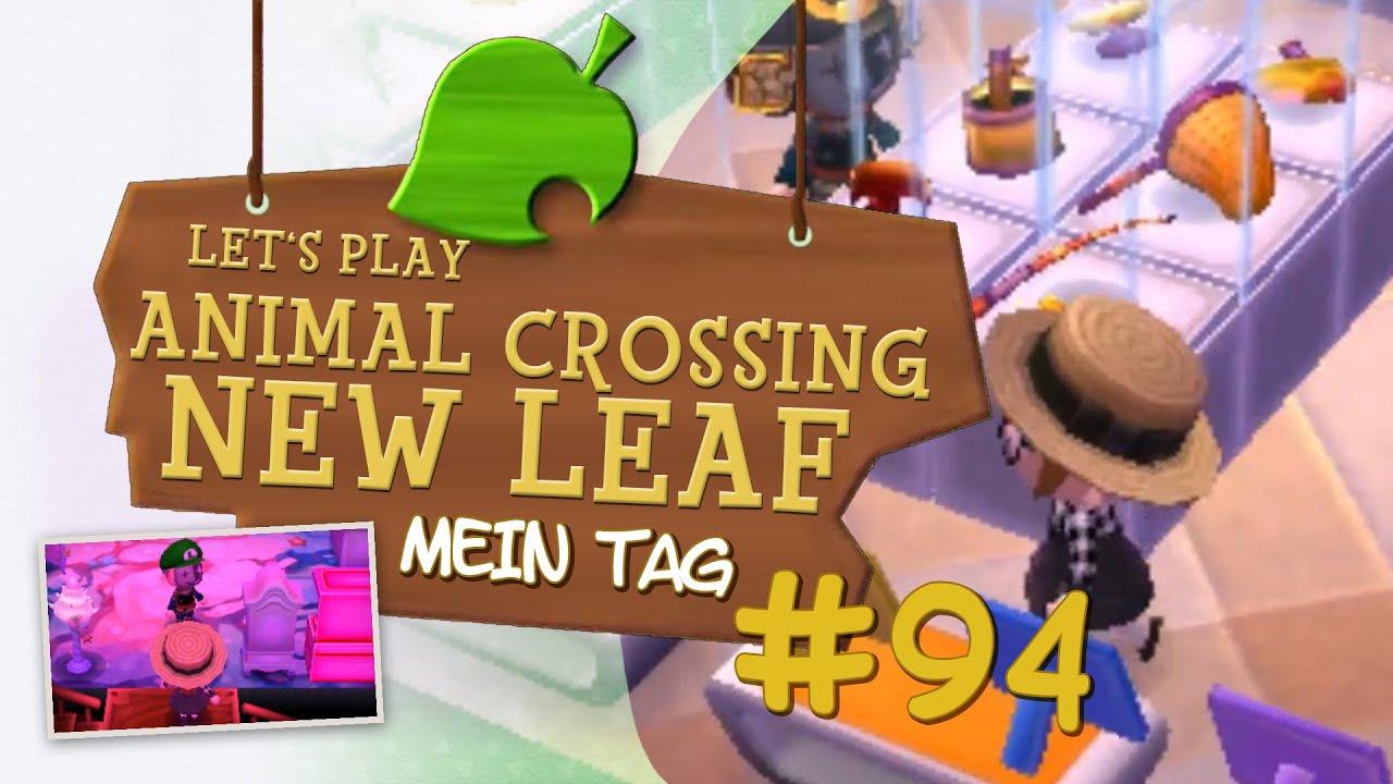 Animal Crossing Nl 94 Leonardos Liebesstuhl Youtube