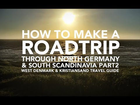South Scandinavia road trip part 2 - Denmark and Kristiansand travel guide