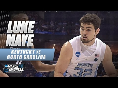 Kentucky vs. North Carolina: Luke Maye scores 17, including game-winner for UNC