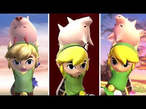 Evolution of Victory Screens in Super Smash Bros. (Brawl Newcomers) Brawl to Ultimate thumbnail