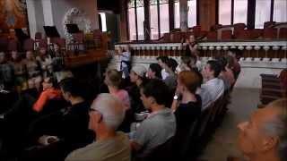 Stichtse Vrije School zingt in Barcelona