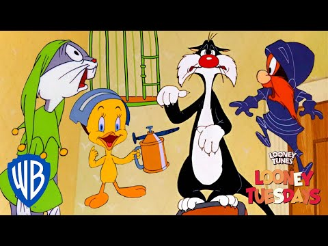 Looney Tuesdays | Our Oscar Winners! | Looney Tunes | WB Kids |