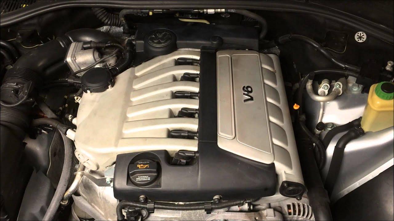 Volkswagen Touareg V6 162kw Motor