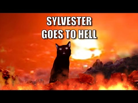 Sylvester's Diary 7 - Sylvester Goes To Hell