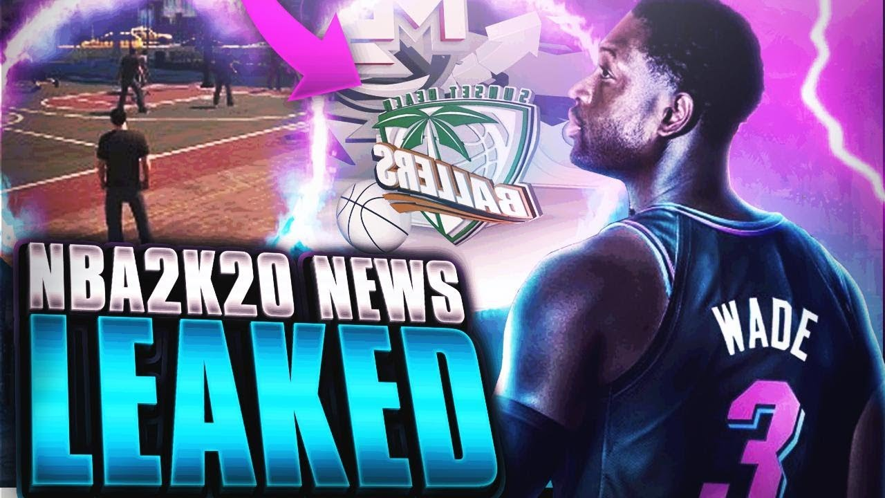 *NEW* NBA 2K20 MULTIPLE Neighborhood Leaked AND NO PARK