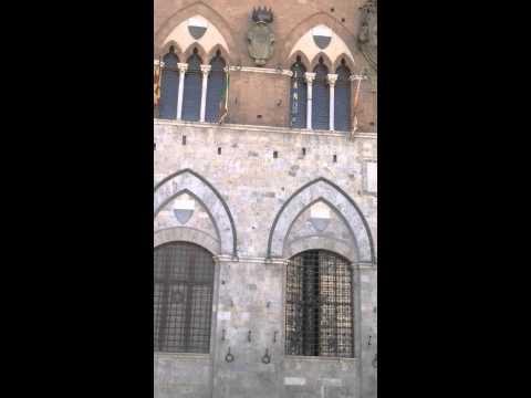 Palazzo Pubblico, Siena, Itália