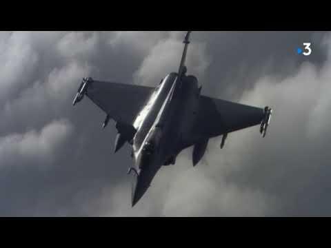 Saint-Dizier : un des pilotes de Rafale en mission en Syrie témoigne