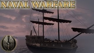 Skyrim Mods: Naval Warfare - War With the Aldmeri Dominion