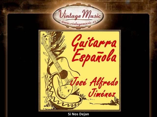 The Spanish Guitar -- Si Nos Dejan (VintageMusic.es) Chords - Chordify