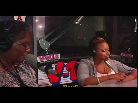 Chrisette Michele Interview - Part 6