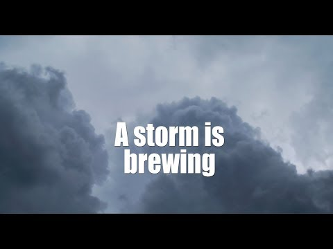 A Storm is Brewing. . . Ames RAGBRAI® Announcement Party