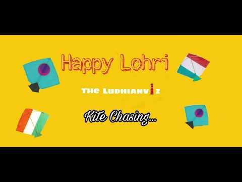 Lohri special | kite chasing | by The Ludhianviz | vines | happy lohri | happy sankranti |