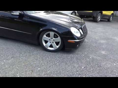 Mercedes Benz Air Suspension: Finding Air Leaks