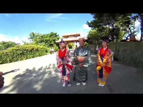 (360°生放送)首里城を案内するよー
