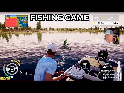 Realistic - Fishing Sim World Pro Tour Video Game Challenge 1