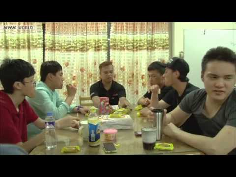 【摩天遊學】日本NHK ,Learning English in the Philippines!   NHK WORLD   English