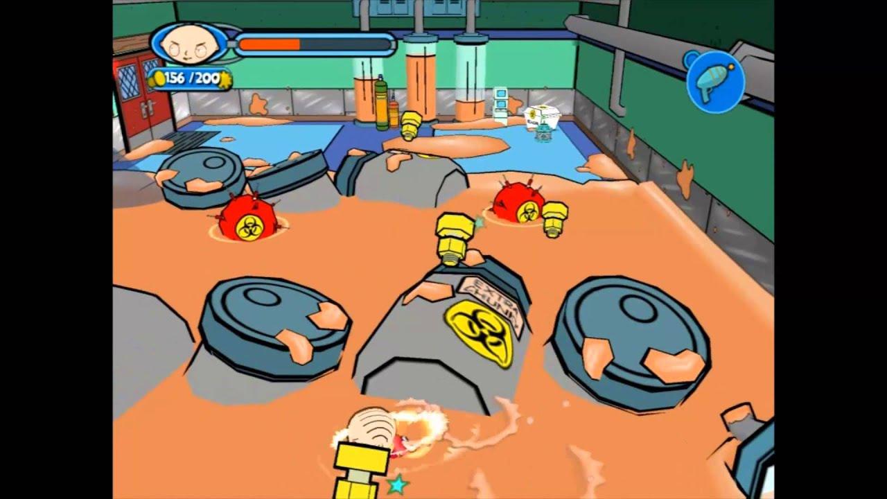 Family Guy Games