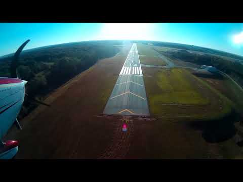 Solo Flight #7 - More wind and traffic