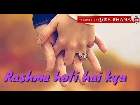 Tumse sikhe koi pyar hota h kya .Title/love whatsapp video