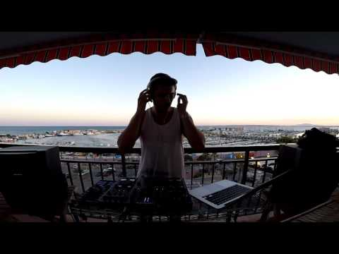 Santi López @ Live Set At ''Port of Santa Pola'' (Alicante / Spain) 30.06.2017
