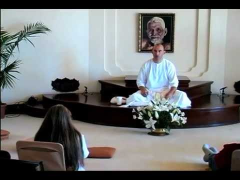 Nirguna Brahman ◦ Satsang At The SAT Temple Sept 30, 2007