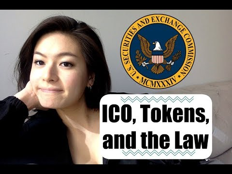 The SEC and ICO Regulation