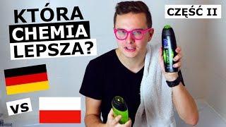 NIEMIECKA CHEMIA vs. POLSKA CHEMIA - KTÓRA LEPSZA? #2