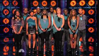 "7th Performance - Afro-Blue - ""American Girl"" By Tom Petty & The Heartbreakers - Sing Off - Series 3"