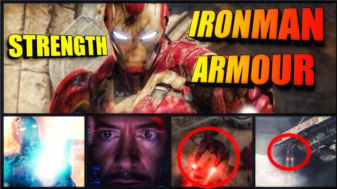 Ironman Mark 45 Explained in Hindi (SUPERBATTLE)