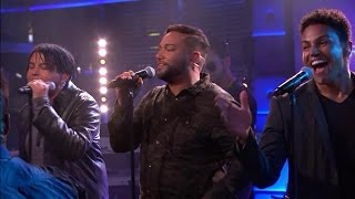 3T performed een medley - RTL LATE NIGHT