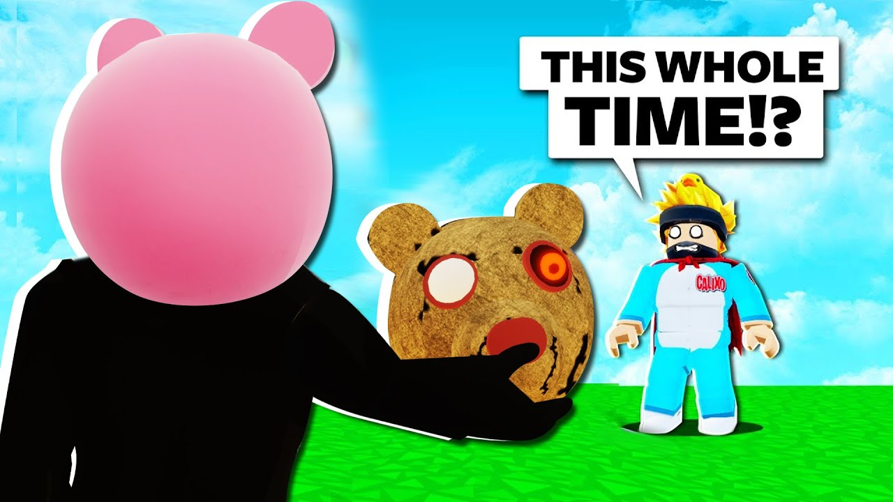 The STORY of MR STITCHY PIGGYS TRUE IDENTITY In Roblox Piggy 2