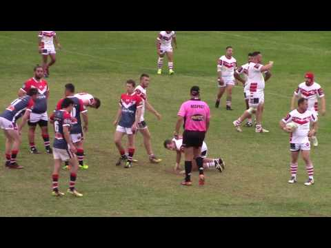Fremantle Roosters v South Perth Lions Reserve Grade 10 June 2017